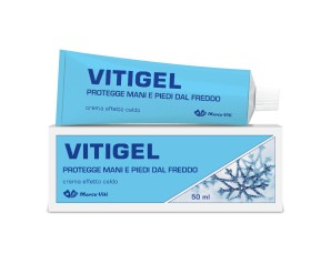 Marco Viti Farmaceutici Vitigel Crema Antigeloni 50 Ml