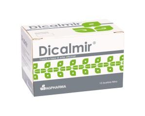 AG Pharma Dicalmir Miscela Erbe 15 Bustine 2g +2 buste omaggio Dicalmir notte