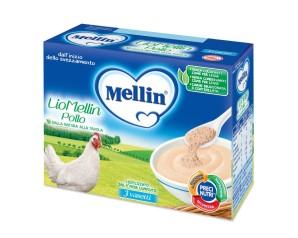 MELLIN LIOF POLLO 3X10G