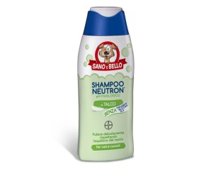 Bayer Pet  Animali Domestici Sano e Bello Cani Neutron Shampoo 250 ml