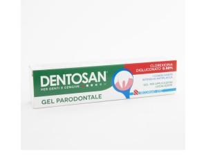 Dentosan  Igiene Dentale Quotidiana Gel Parodontale 0,5% Clorexidina 30 ml