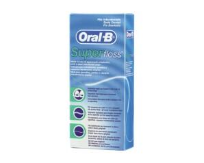 Oral-B Superfloss 50 Fili