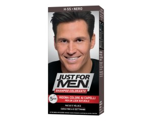JUST For Men Tint.Nero