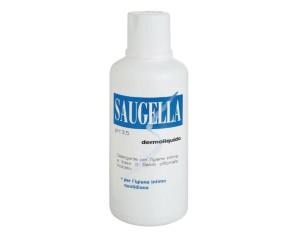 Saugella Blu Dermoliquido Detergente Intimo Delicato 500 ml