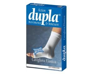 Welcome Pharma Cavigliera Elastica Dupla Bluette L