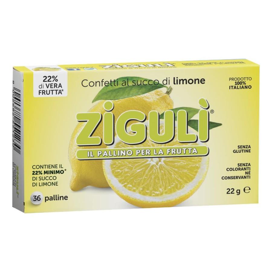 Falqui Ziguli Limone Caramelle 22 g