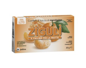 Falqui Ziguli Arancia Caramelle 22 g