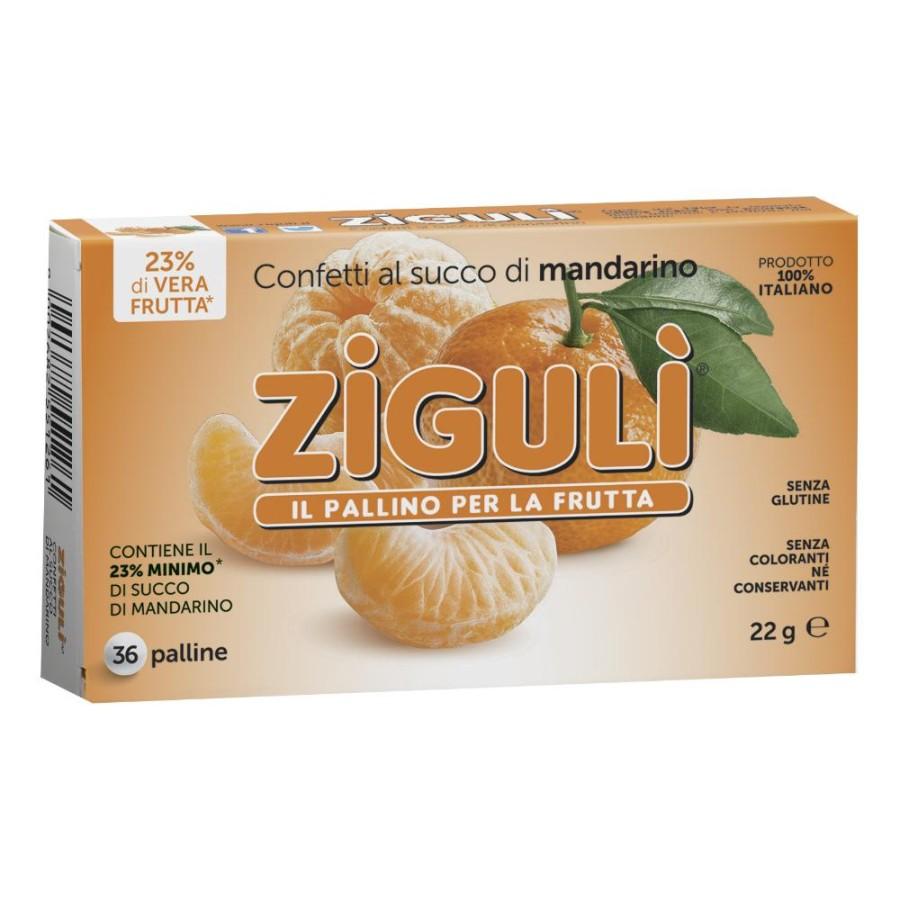 Falqui Ziguli Mandarino Caramelle 22 gr
