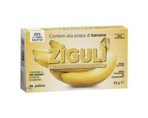Falqui Ziguli Banana Caramelle 22 g