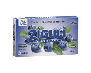 Falqui Ziguli Mirtillo Caramelle 22 g