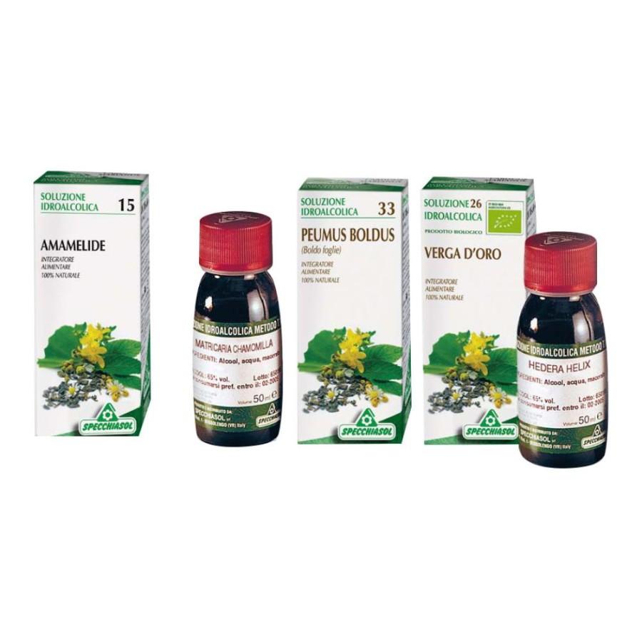 Specchiasol Salvia 25 Tintura Madre 50 ml