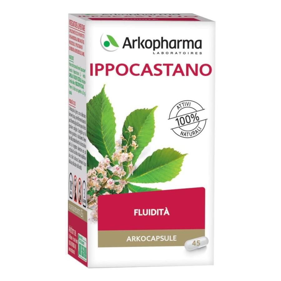 Arkocapsule  Circolazione Ippocastano Integratore Alimentare 45 Capsule