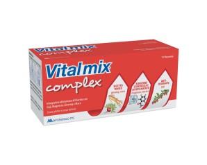 Vital mix Complex Tonico con Vitamina B 12 Flaconcini