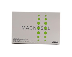 Meda Pharma Magnosol 20 Bustine Effervescenti
