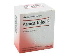 ARNICA INJ 10F 1,1ML HEEL