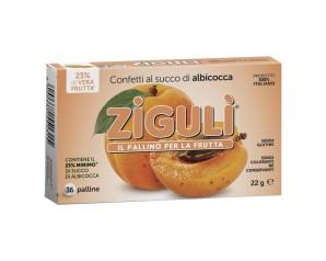 Falqui Ziguli Albicocca Caramelle 22 g