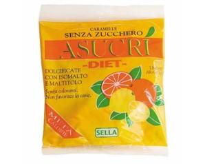 Sella Asucri Caramella Arancia Limone 40 G