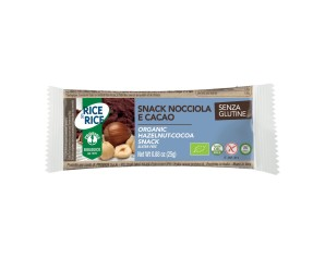 R&R Snack Riso Nocciola 25g