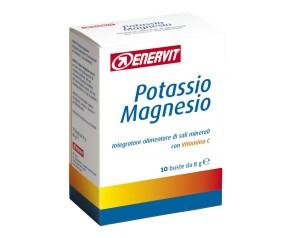 ENERVIT POTASSIO MAGNESIO 10BS