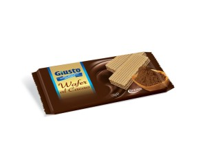 GIUSTO S/Z Wafer Cacao 150g