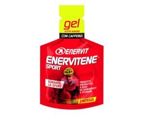 Enervit Sport  Energia Enervitene 1 Gel Pack 25 ml Gusto Agrumi