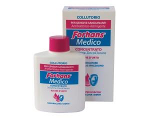 Forhans Medico Colluttorio Concentrato 75ml