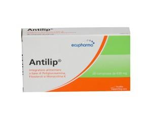 Antilip Integratore Alimentare Controllo Colesterolo 20 compresse