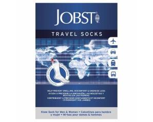 JOBST TRAVEL Socks Blu L
