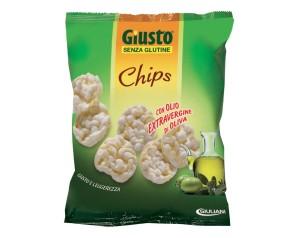 GIUSTO S/G Chips Olio Ex-Verg.