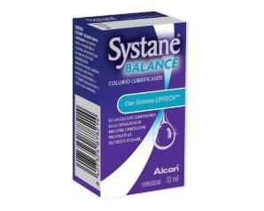 Alcon Italia  Salute dell'Occhio Systane BALANCE Collirio Lubrificante 10ml