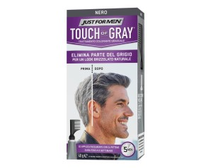 Combe Italia Touch Of Gray Trattamento Colorante Graduale Nero