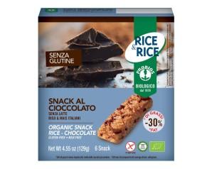 R&R Snack Riso Ciocc.6x21g