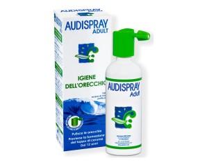 Audispray Adulti Soluzione Di Acqua Di Mare Igiene Orecchio 50 ml