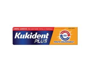 Kukident Doppia Azione Crema Adesiva Protettiva 40 g