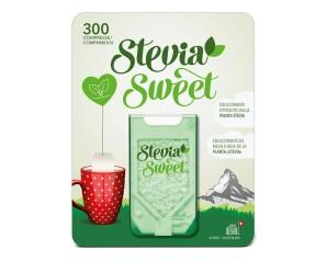 Bracco Hermesetas Stevia Sweet Dolcificante 300 Compresse