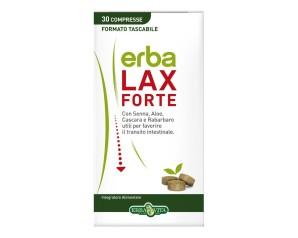 Erba Vita Erbalax Forte Integratore Alimentare 30 Compresse