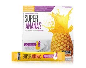 Zuccari  Drenante Super Ananas Soluzione Fluida 30 Stick Pack 10 ml