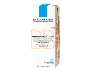 La Roche Posay  Hydreane Pelli Sensibili Hydreane BB Cream Dorè 40 ml