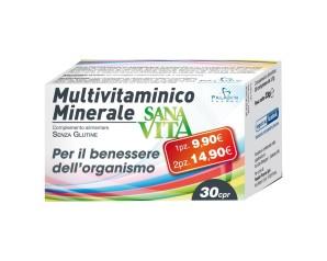 SANAVITA Multivit Miner.30 Cpr