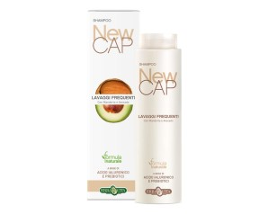 Erba Vita Group New Cap Shampoo Lavaggi Frequenti 250 Ml