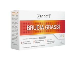 XLS  Controllo del Peso Zenoctil Brucia Grassi Integratore 60 Compresse