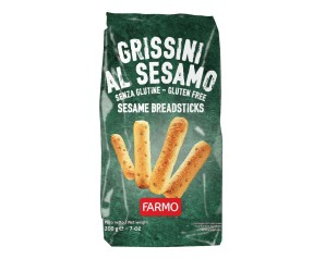 FARMO Grissini Sesamo S/G 200g