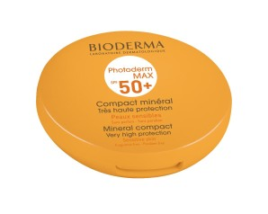 Bioderma Sole  Photoderm SPF50+ Max Fondotinta Compatto 10 g Chiaro