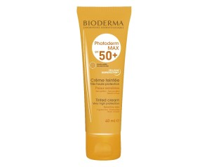 Bioderma Sole  Photoderm SPF50+ MAX Crema Colorata Pelli Intolleranti 40 ml