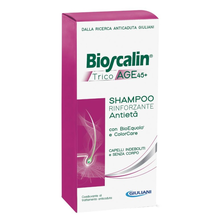 Giuliani Bioscalin Tricoage Shampoo 200 Ml