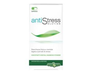 Erba Vita Antistress Solution Integratore Alimentare 45 Capsule