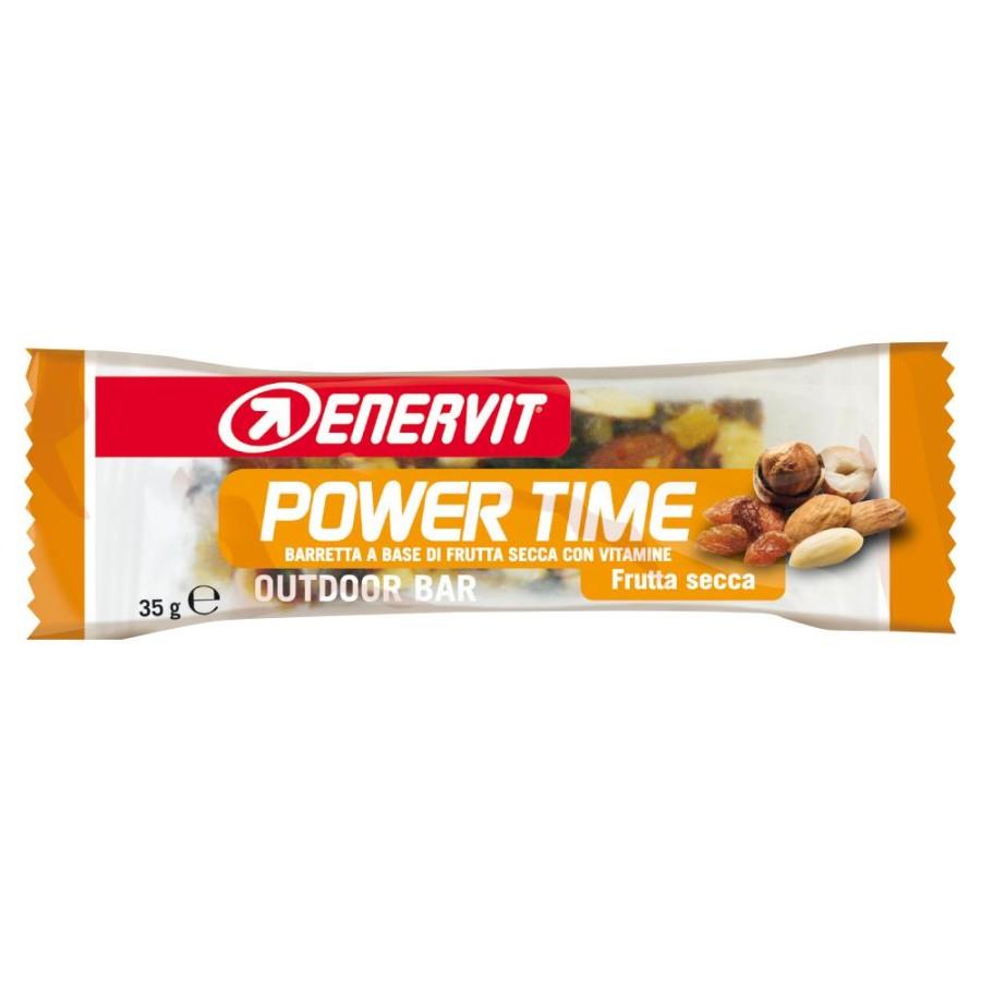 Enervit Sport  Energia Power Time 1 Barretta Energetica Frutta Secca