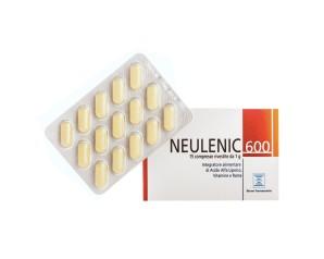 Bruno Farmaceutici Neulenic 600 Integratore Alimentare 15 Compresse