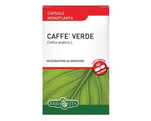 Erba Vita Caffè Verde Monoplanta Integratore Alimentare 60 Capsule