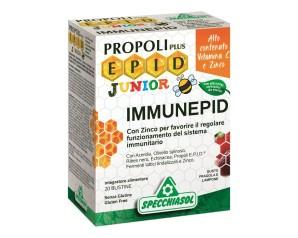 Specchiasol Immunoepid Junior Integratore Alimentare 20 Bustine